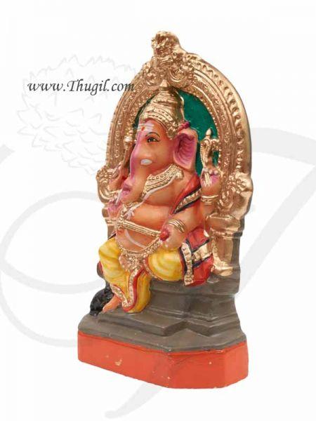 Lord Ganesha Ganapathy Golu Doll Bommai Navarathatri Paper Mache 15