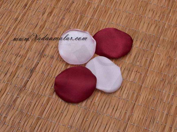 Rose Petals Rose Petal Cloth Flower Decoration Crafts Online Buy Now 300 petals