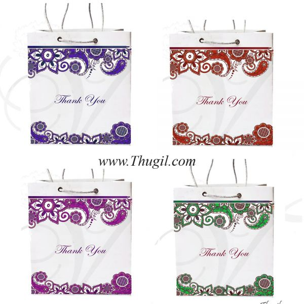 India wedding and engagement return gift pouches festivals paper bag bags