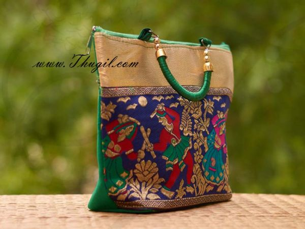 Embroidered Cloth Pouch Gift Bags Return Gifts