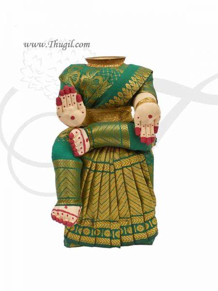 VaraLakshmi Idol Goddess for Pooja Vratam Doll Buy Now 12