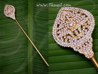 Vel for Murugar White Metal Symbol Jewelry Ornament Lord Shanmuga Vel Buy Now 12